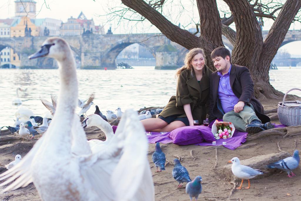 Love Story Даши и Димы, 2016 г. Прага, Чехия
