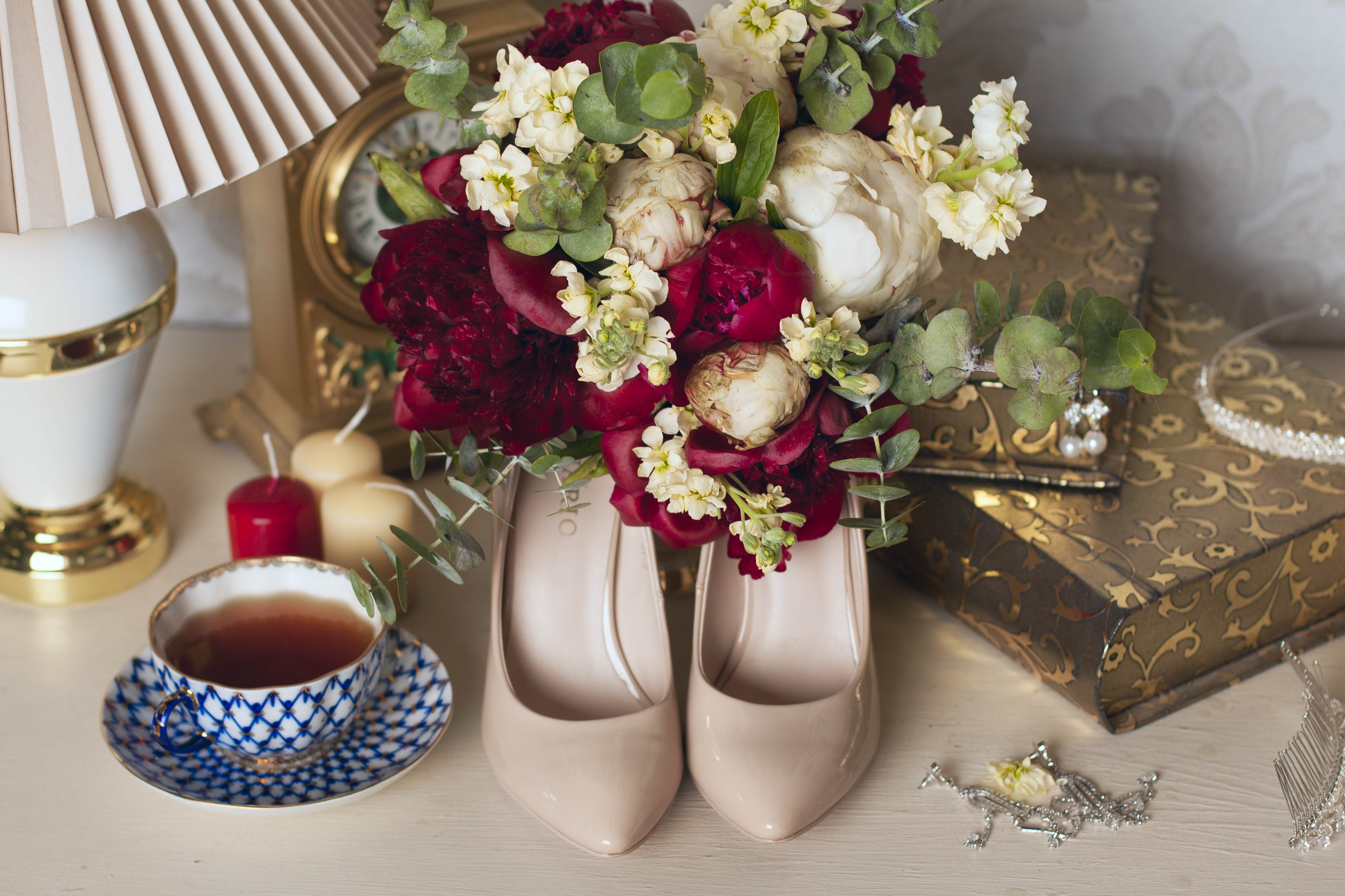 7 советов: «Как не сойти с ума от новых туфель на свадьбе?»
