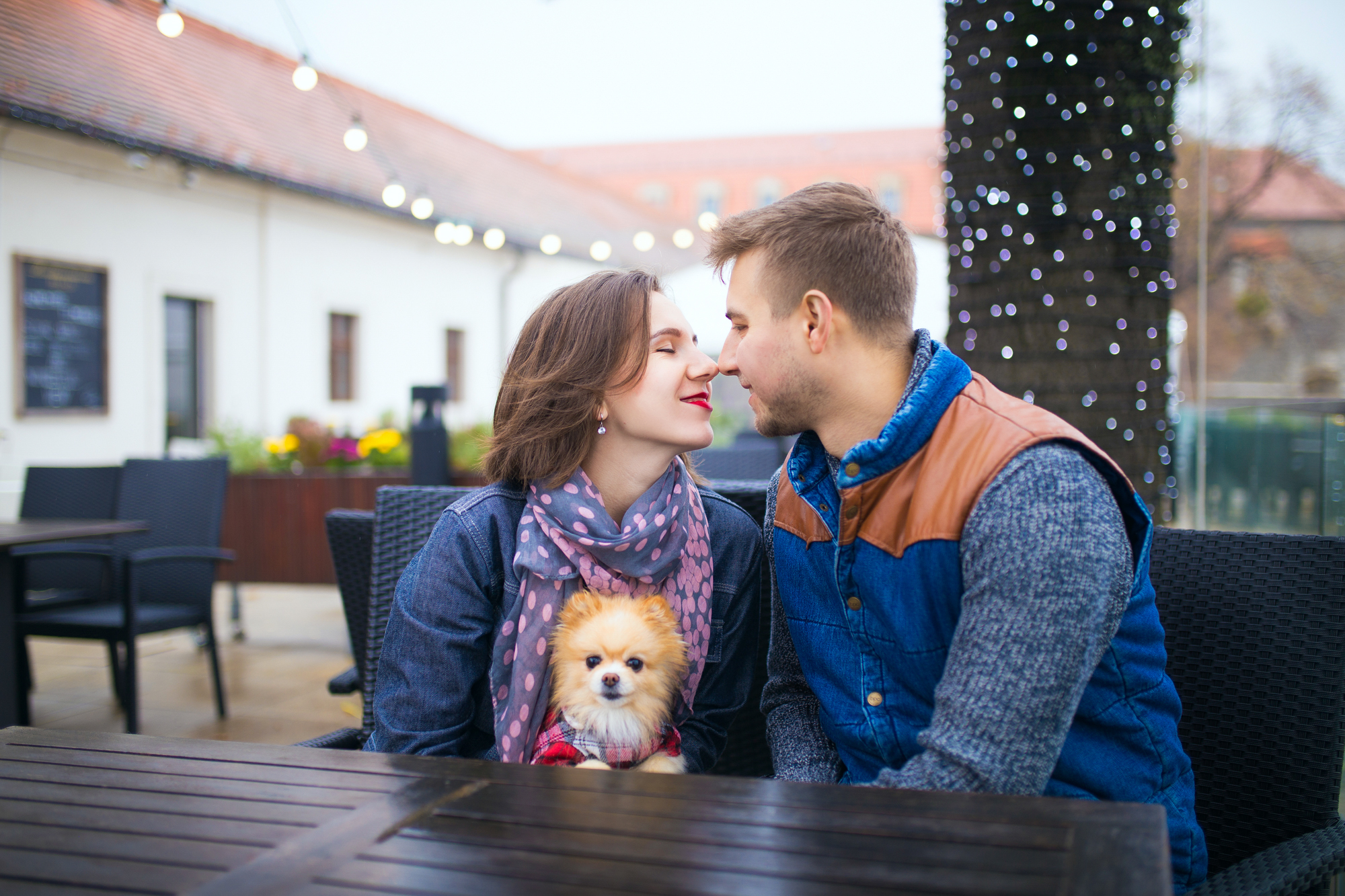 Love Story Лены и Игоря, г. Братислава, Словакия 2016