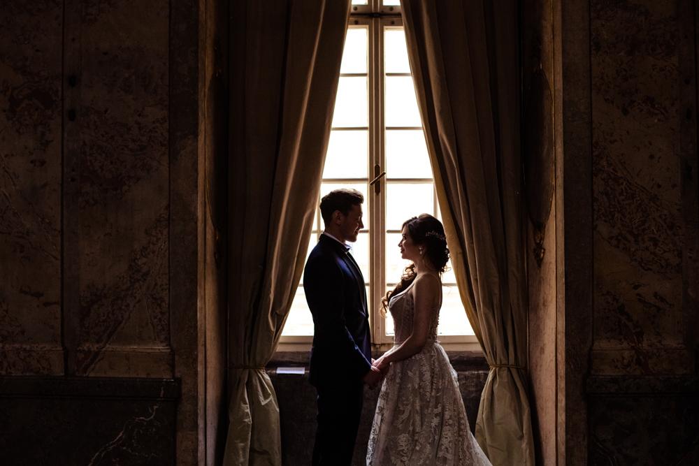 Свадебная история в Праге (Чехия)