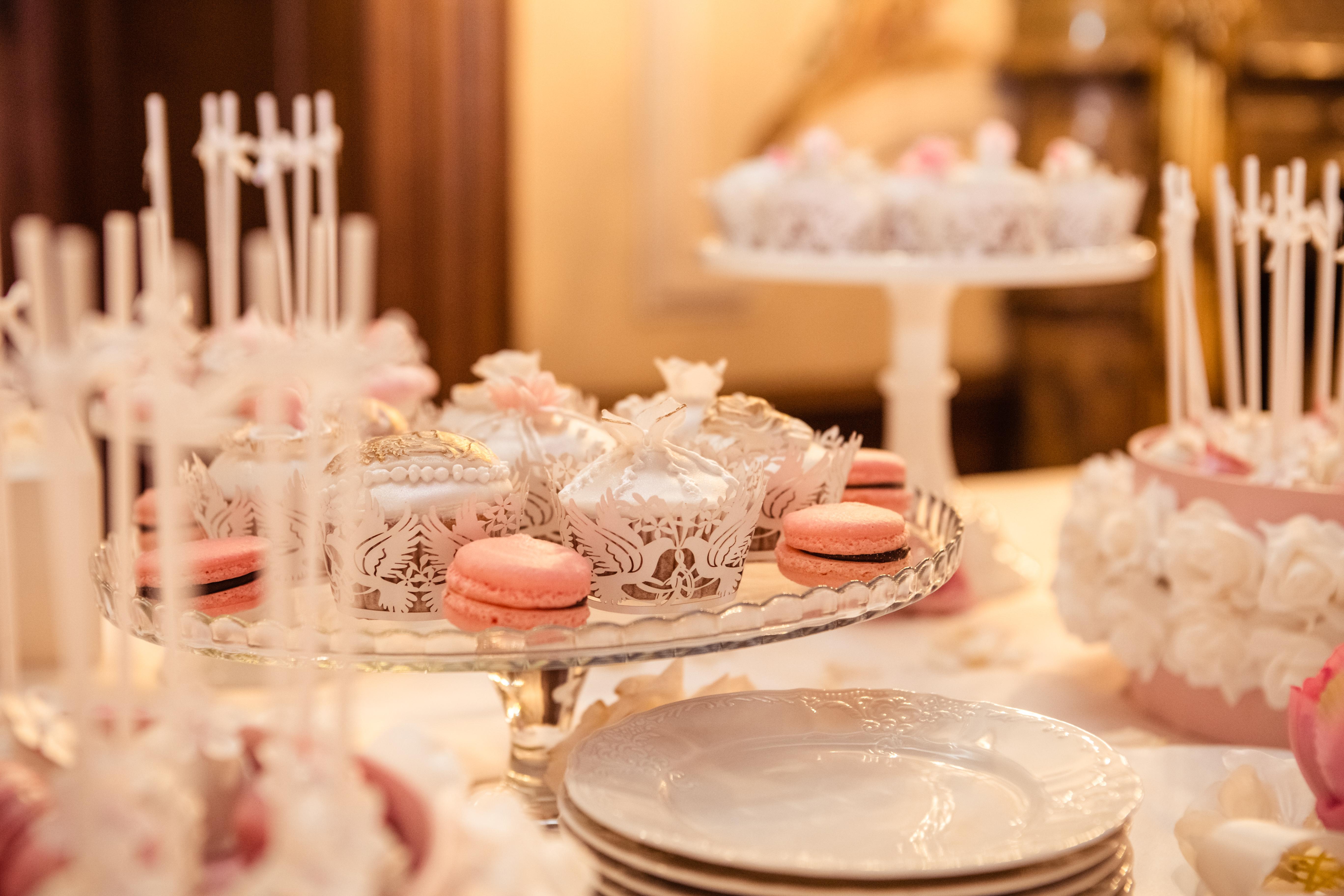 Еда на свадебном столе: ДА или НЕТ?
