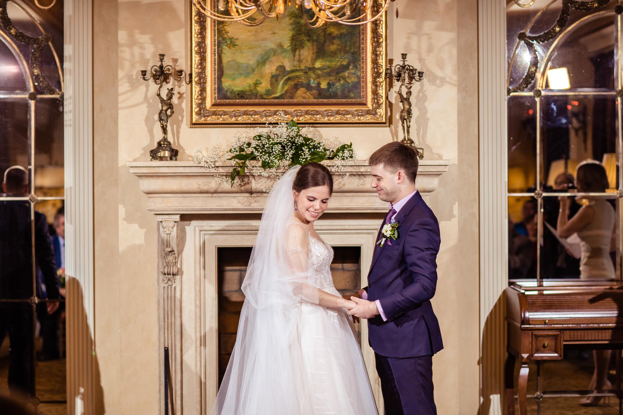 Свадьба Алёны и Сергея, г.Москва