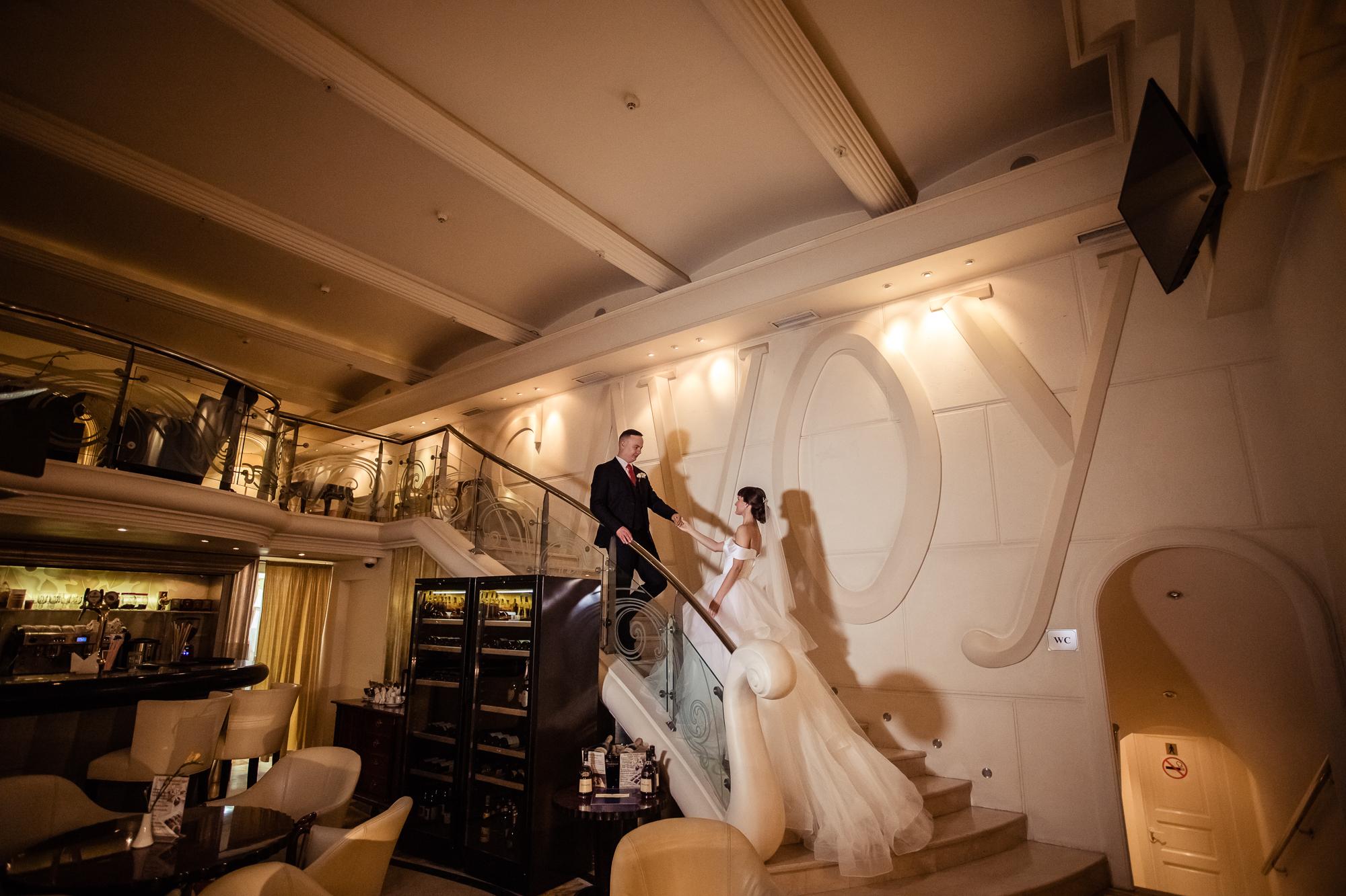 Свадьба Виктории и Александра, г. Москва. Анонс