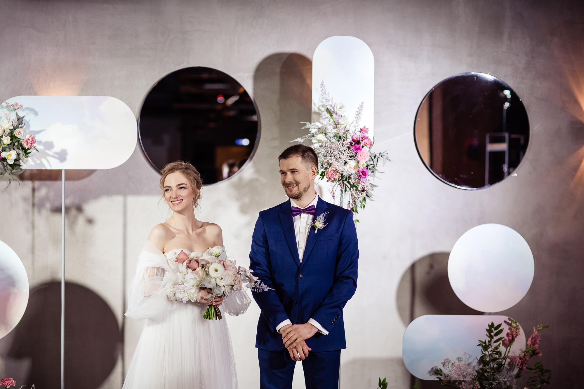 Свадьба Анастасии и Алексея, г. Москва