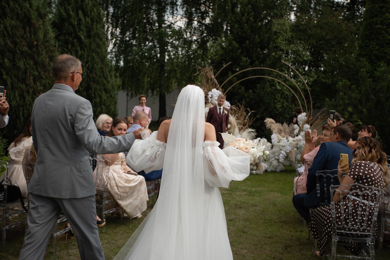 Свадьба Екатерины и Алексея, Вилла Аркобалено